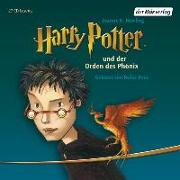 Cover-Bild zu Harry Potter und der Orden des Phönix von Rowling, J.K.
