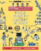 Cover-Bild zu Arnold, Nick: Tools, Robotics, and Gadgets Galore: Technology