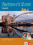 Cover-Bild zu Jacob-Flynn, Nick: Network Now A2.1 - Student's Book mit 3 Audio-CDs