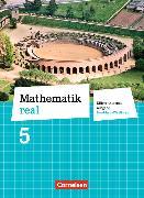 Cover-Bild zu Mathematik real, Differenzierende Ausgabe Nordrhein-Westfalen, 5. Schuljahr, Schülerbuch von Hecht, Wolfgang