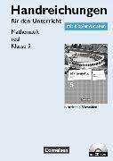 Cover-Bild zu Mathematik real, Differenzierende Ausgabe Nordrhein-Westfalen, 5. Schuljahr, Handreichungen für den Unterricht, Kopiervorlagen mit CD-ROM