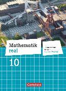 Cover-Bild zu Mathematik real, Differenzierende Ausgabe Nordrhein-Westfalen, 10. Schuljahr, Schülerbuch von Cornetz, Elke