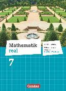 Cover-Bild zu Mathematik real, Differenzierende Ausgabe Nordrhein-Westfalen, 7. Schuljahr, Schülerbuch - Lehrerfassung von Hecht, Wolfgang