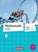 Cover-Bild zu Mathematik real, Differenzierende Ausgabe Nordrhein-Westfalen, 6. Schuljahr, Schülerbuch von Hecht, Wolfgang