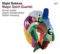 Cover-Bild zu Majid Bekkas: Magic Spirit Quartet von Bekkas, Majid (Komponist)
