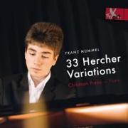 Cover-Bild zu Franz Hummel / Christoph Preiss: 33 Hercher-Variationen von Hummel, Franz (Komponist)