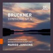 Cover-Bild zu Symphonie Nr. 4 Die Romantische von Bruckner, Anton (Komponist)
