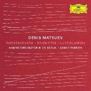 Cover-Bild zu Shostakovich - Schnittke - Lutoslawski von Matsuev, Denis (Solist)