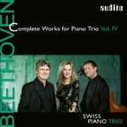 Cover-Bild zu Beethoven: Piano 4 von Schweizer Klaviertrio