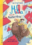 Cover-Bild zu Milla und der Nashornbus von Strathmann, Jan