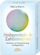 Cover-Bild zu Heilsymbole & Zahlenreihen: 44 Karten zur Plejadenheilung mit Begleitbuch von Klemm, Pavlina