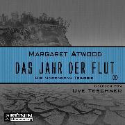 Cover-Bild zu Das Jahr der Flut - Die MaddAddam Trilogie 2 (Ungekürzt) (Audio Download) von Atwood, Margaret