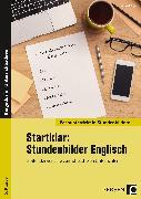 Cover-Bild zu Startklar: Stundenbilder Englisch 5. Klasse von Bojes, Manfred