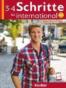 Cover-Bild zu Hilpert, Silke: Schritte international Neu 3+4. Kursbuch