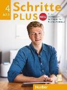 Cover-Bild zu Hilpert, Silke: Schritte plus Neu 4. Kursbuch + Arbeitsbuch + CD zum Arbeitsbuch