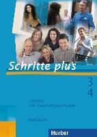 Cover-Bild zu Niebisch, Daniela: Schritte plus 3 + 4. A2. Lektüre zur Foto-Hörgeschichte