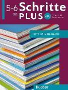 Cover-Bild zu Niebisch, Daniela: Schritte plus Neu 5+6. Intensivtrainer mit Audio-CD