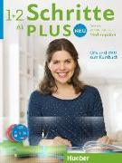 Cover-Bild zu Niebisch, Daniela: Schritte plus Neu 1+2. A1. Medienpaket