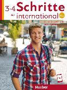 Cover-Bild zu Niebisch, Daniela: Schritte international Neu 3+4. Arbeitsbuch + 2 CDs zum Arbeitsbuch