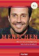 Cover-Bild zu Niebisch, Daniela: Menschen A2. Vokabeltaschenbuch