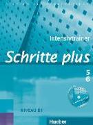 Cover-Bild zu Niebisch, Daniela: Schritte plus 5+6. Intensivtrainer mit Audio-CD