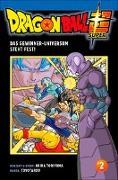 Cover-Bild zu Akira Toriyama (Original Story),: Dragon Ball Super 2