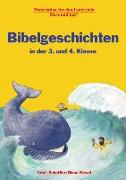 Cover-Bild zu Bibelgeschichten in der 3. und 4. Klasse von Newel, Diana
