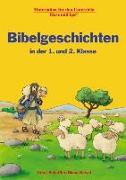 Cover-Bild zu Bibelgeschichten in der 1. und 2. Klasse von Newel, Diana
