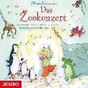 Cover-Bild zu Das Zookonzert (Audio Download) von Simsa, Marko