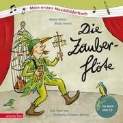 Cover-Bild zu Die Zauberflöte von Simsa, Marko