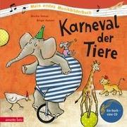 Cover-Bild zu Karneval der Tiere von Simsa, Marko