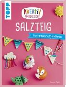 Cover-Bild zu Pypke, Susanne: Kreativ kinderleicht Salzteig