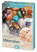 Cover-Bild zu Expedition Natur Das große Mineralien-Ausgrabungs-Set