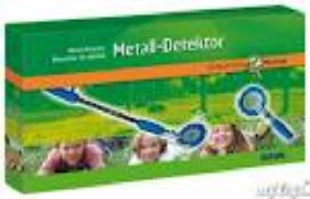 Cover-Bild zu Metall-Detektor