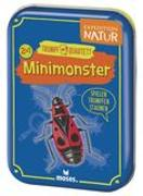 Cover-Bild zu Quartett - Minimonster