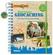 Cover-Bild zu Abenteuer Geocaching von Jakob, Ramona