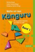 Cover-Bild zu Mathe mit dem Känguru 1 von Noack, Monika