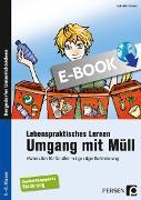 Cover-Bild zu Lebenspraktisches Lernen: Umgang mit Müll (eBook) von Kremer, Gabriele