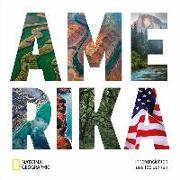 Cover-Bild zu America the beautiful von Goldberg, Susan