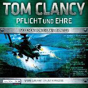 Cover-Bild zu Clancy, Tom: Pflicht und Ehre (Audio Download)