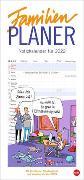 Cover-Bild zu Butschkow: Familienplaner Kalender 2022 von Butschkow, Peter