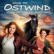Cover-Bild zu Ostwind Broschurkalender 2022 von Heye (Hrsg.)