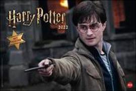 Cover-Bild zu Harry Potter Broschur XL Kalender 2022 von Heye (Hrsg.)