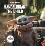 Cover-Bild zu The Mandalorian Broschurkalender 2022 von Heye (Hrsg.)