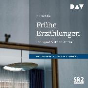 Cover-Bild zu Böll, Heinrich: Frühe Erzählungen (Audio Download)