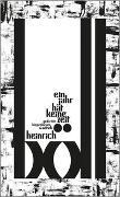 Cover-Bild zu Böll, Heinrich: Ein Jahr hat keine Zeit
