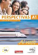 Cover-Bild zu Perspectivas - Al vuelo, A1, Kurs- und Arbeitsbuch mit Lösungsheft, Inkl. CDs mit sämtlichen Hörtexten und Vokabeltaschenbuch von Amann-Marín, Sara