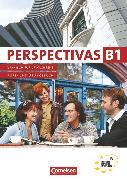 Cover-Bild zu Perspectivas, Spanisch für Erwachsene, B1: Band 3, Paket: Kurs- und Arbeitsbuch, Vokabeltaschenbuch, Mit CD zum Übungsteil und CD zum Kursbuchteil von Bucheli, Andrea