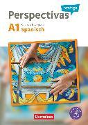 Cover-Bild zu Perspectivas contigo, Spanisch für Erwachsene, A1, Kurs- und Übungsbuch mit Vokabeltaschenbuch, Mit PagePlayer-App inkl. Audios, Videos und Übungen sowie Lösungen als Download von Bürsgens, Gloria