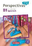 Cover-Bild zu Perspectivas contigo, Spanisch für Erwachsene, B1, Kurs- und Übungsbuch, Mit PagePlayer-App inkl. Audios, Videos und Übungen sowie Lösungen als Download von Bürsgens, Gloria